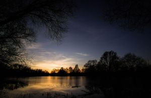 Fading Light by GeorgeAmies