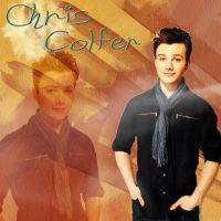 Chris Colfer by LaLaLandFanGirl