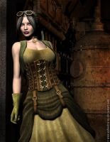 Classic Steampunk v2.0 by Aphrodite-NS