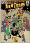 Teen Titans Tower Of Mystery by BillWalko