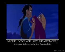 Poor Tulio by humpadinkhuckleberry