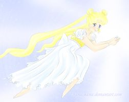 Princess Serenity by banachana
