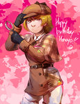 Happy bday Hanayo by Siplick