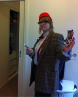 11th Doctor Cosplay by dwarvenbarbarianrage