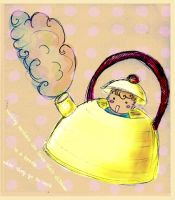 .:kettle kid:. by evilcatwitch