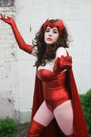 Scarlet Witch - 04 by galaktikmermaid