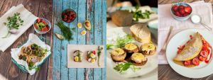 Collage Food by FiorOf