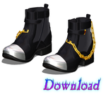 DOWNLOAD: Shoes - Boots Style 1 by BennyBrutt