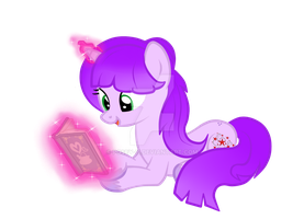 Star Violet adult by Posey-11