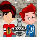 Stanley Cup! by Bearquarter2008
