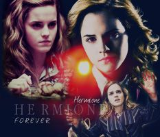 Hermione forever by MarySeverus