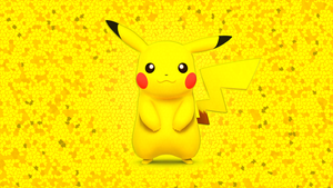 Pikachu Wallpaper (V2) by Glench