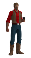 Larson Conway TR1 by WoundedWrath