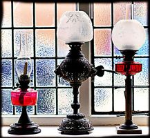 lamps by awjay