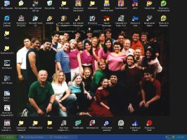 WSS Cast Photo Desktop by Gyrick