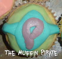 Muffin Pirate's... Cupcake? by VenomXic