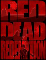 Red Dead Redemption by Manbalcar