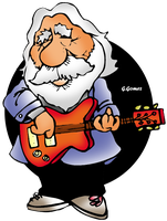 Old man can play guitar by g-gomez
