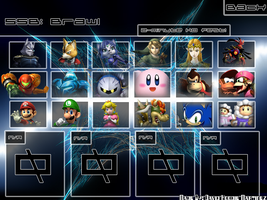 Super Smash Bros 'Brawl' by DaviidXD