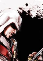 Ezio quick paint by Goldman-Karee
