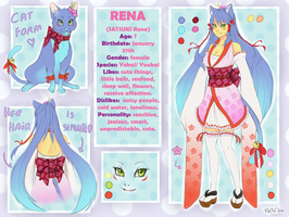 Rena reference by Nataliadsw