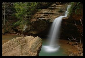 Lower Falls 2007 by BuckNut