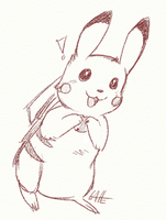 Pikaaa? by Latte3000