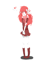 try at pixel art . 3. by Cake4444