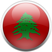 Crimson Lebanon Badge by XSV