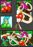 Elastic elf girl hunt 4 by Animewave-Neo