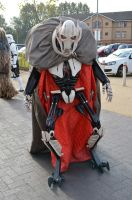 Stoke-Con-Trent 2014 (19) General Grievous by masimage