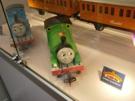 Thomas and Percy G scale models by scifiguy9000