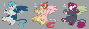 Sphinx Adopts: $5 each 1 Left by RottingRoot