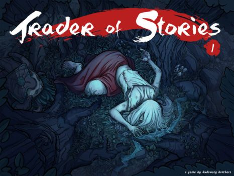 Trader of Stories - chapter 1 by marcosharps