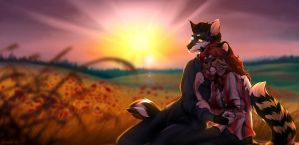 Everything will be alright, I'm with you by kyander