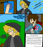 Emile's secret admirer ::COMIC:: by NintendoRainbow