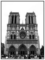 Notre Dame by S4SH4X