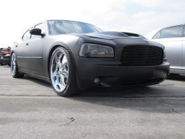 Black Charger by KateKannibal