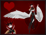 Haroth Auction: Queen of hearts [Open] by Aivomata