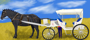 Showtime Baby-FancyCarriage-SV by patchesofheaven74