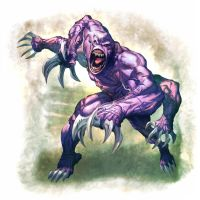 DnD4e: Blood Fiend by UdonCrew