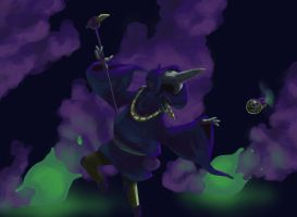 Plague Knight by Atomistic