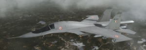 Su-34 - Indian Air Force by Jetfreak-7