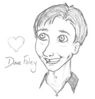 Dave Foley by LightningRodOfHate