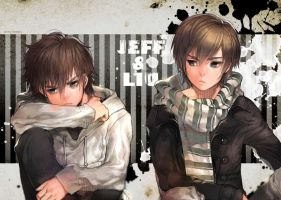 Brothers by kawacy