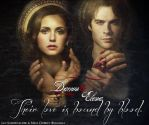 delena poster by dleduc
