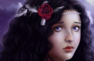 fanaa close-up face by witchcats