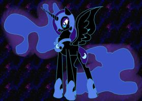 Nightmare Moon by Azeil79912