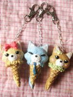 Phi-Noin-Ain Ice Cream Straps by KeoDear