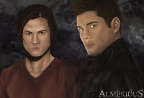 Supernatural by Almerious